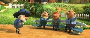 кадры и фото из фильма Урфин Джюс и его деревянные солдаты