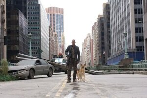 кадры и фото из фильма Я - легенда!