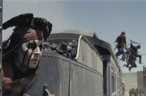 кадры и фото из фильма Одинокий рейнджер IMAX