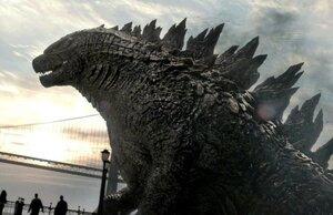 кадры и фото из фильма Годзилла 3D