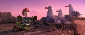 кадры и фото из фильма Джастин и рыцари доблести