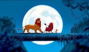кадры и фото из фильма Король Лев 3D