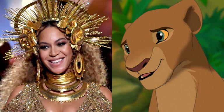 Бейонсе перевоплотится в приятельницу Симбы времейке «Короля Льва»