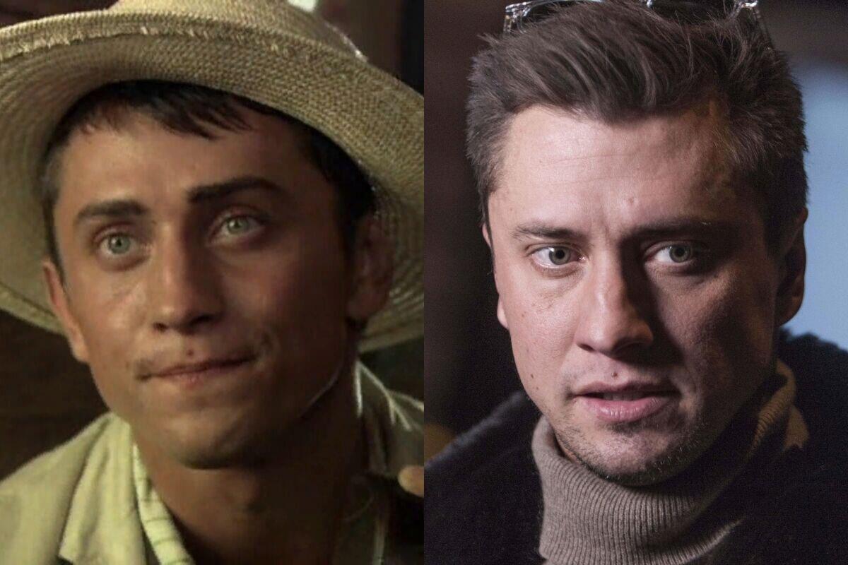 Из юноши в мачо: отечественные актеры, которым возраст к лицу