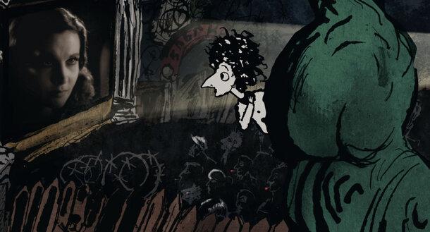 В Петербурге пройдет показ мультфильма по рассказам Резо Габриадзе «Знаешь, мама, где я был?»