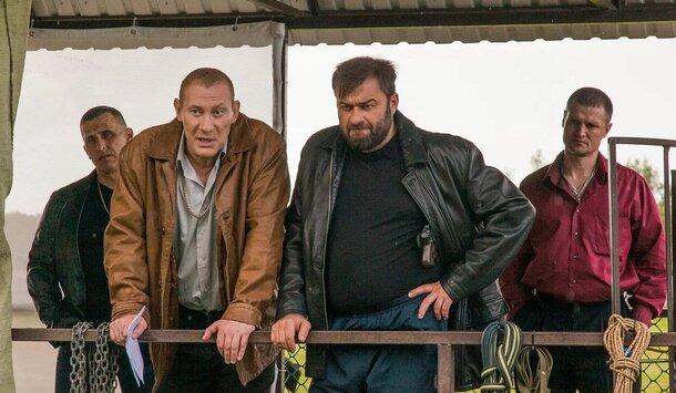 На ТНТ выходит новый сериал «Полярный»  с Михаилом Пореченковым, Иваном Охлобыстиным и Катериной Шпицей