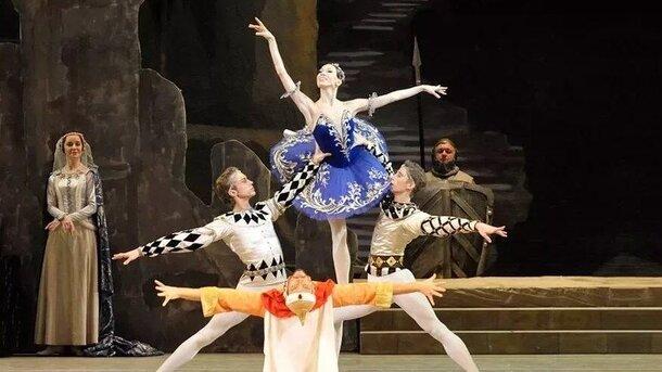 Балет «Раймонда» покажут на большом экране
