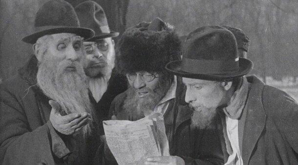 27 октября пройдет премьера фильма «Город без евреев»