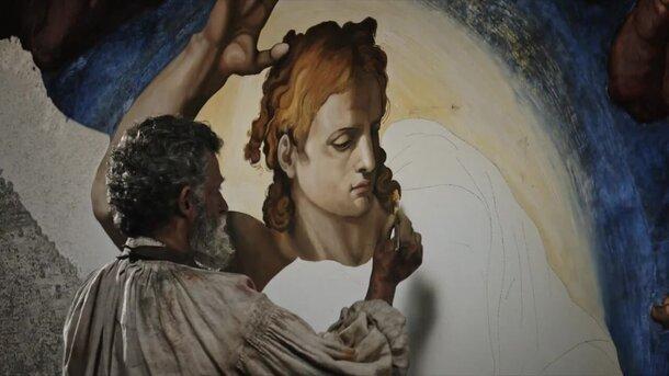Премьера фильма «Микеланджело. Бесконечность» пройдет 28 марта