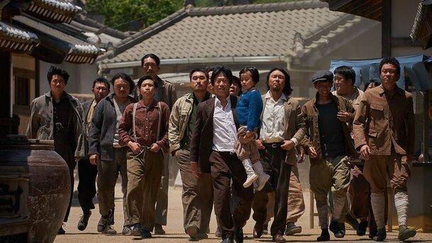 Открытие Года корейского кино в России