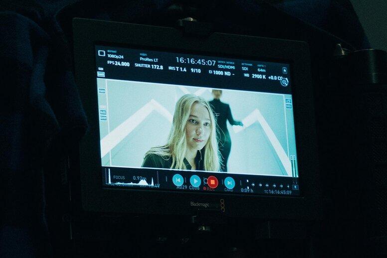 Кадр из фильма «Легенда №17»