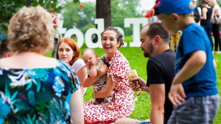 В Санкт-Петербурге пройдет «Большой семейный фестиваль»