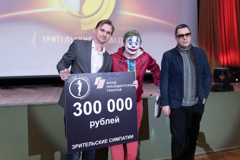 Идет отборочный тур экспертного этапа кинопремии «Алтын тәлинкә» ( «Золотая тарелка»)