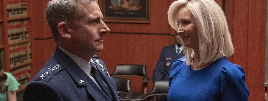 Не первые на Луне: новый сериал Netflix «Космические войска»
