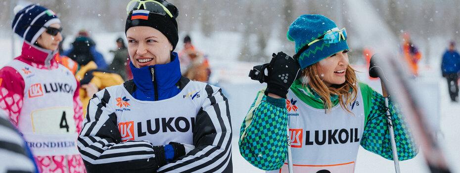 «Белый снег»: репортаж со съемок фильма о лыжнице Елене Вяльбе