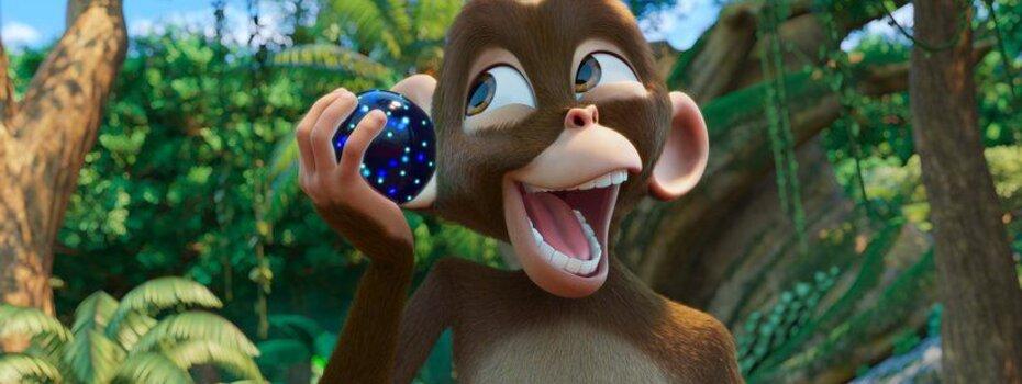Разыгрываем призы к мультфильму «Зов джунглей»