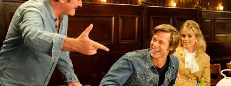 Интервью Киноафиши c продюсерами фильма «Однажды в Голливуде»