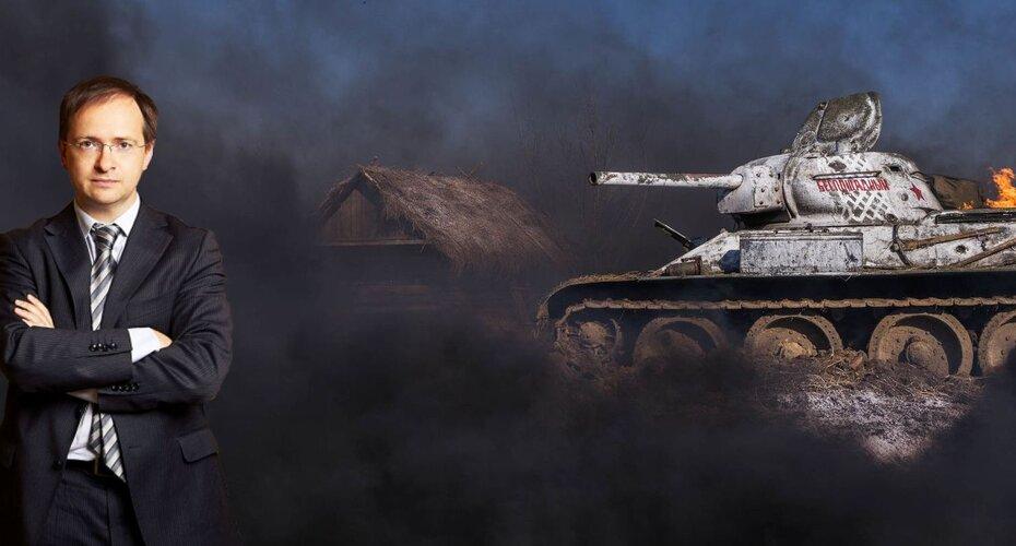 Владимир Ростиславович сердится: Эпизод с недовольными историками и критиками