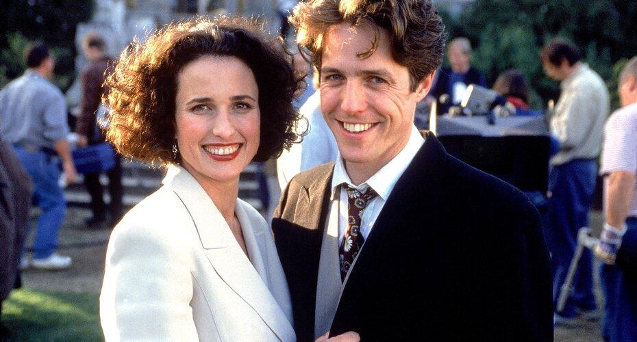 25 лет фильму «Четыре свадьбы иодни похороны»!