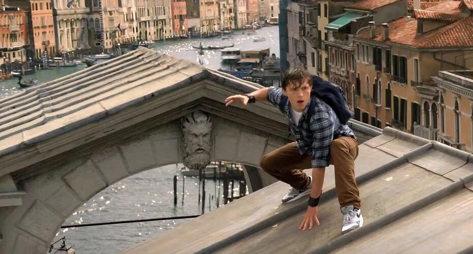 «Человек-паук: Вдали от дома» — первый трейлер