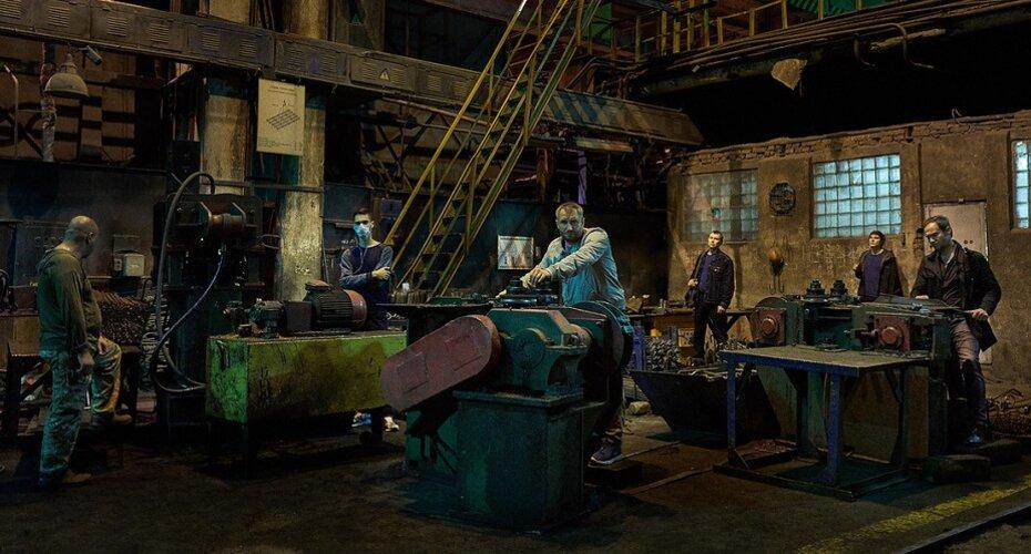 Трейлер драмы «Завод»