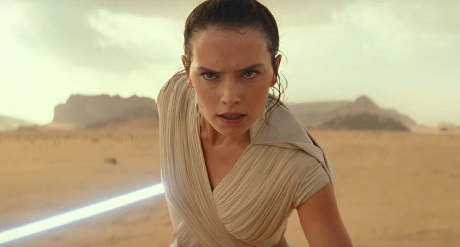 Первый тизер девятого Эпизода «Звёздных войн»