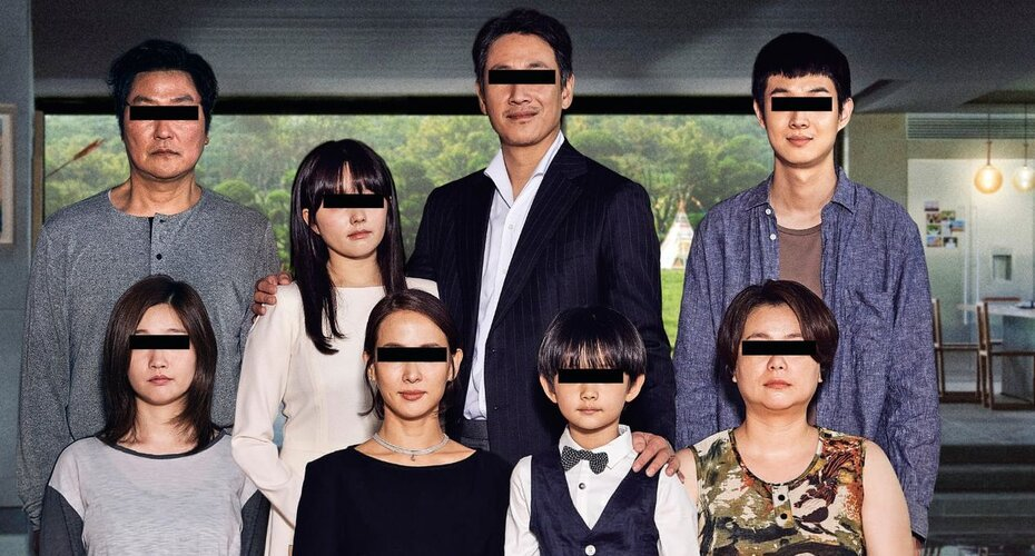 Суперсемейка: «Паразиты» Пона Джун-хо
