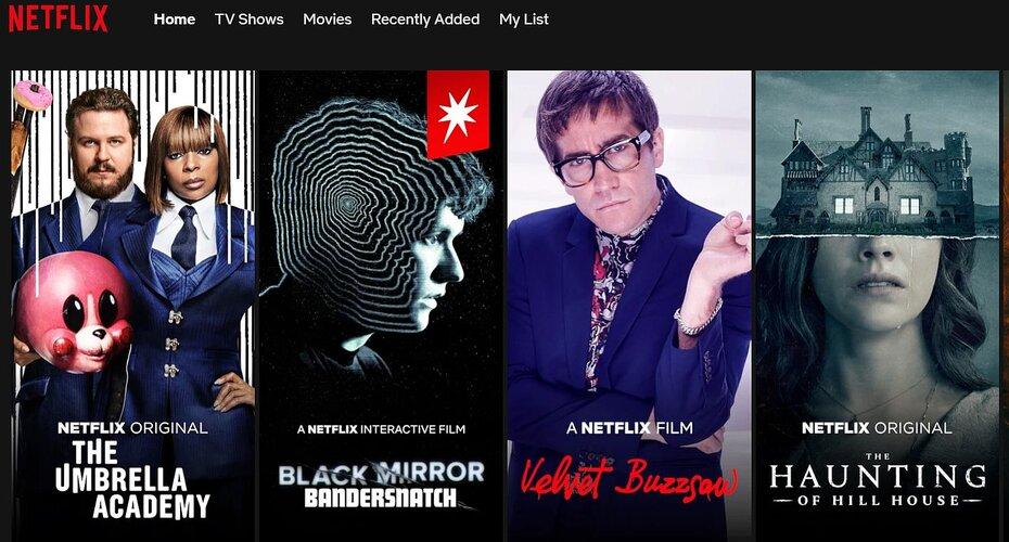 Как студии теряют прибыль в погоне за Netflix