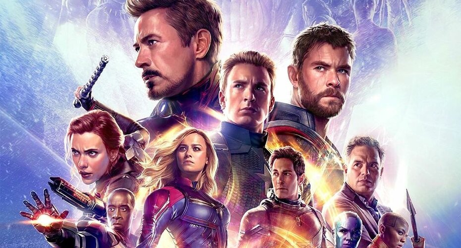 «Мстители: Финал»— рецензия Киноафиши
