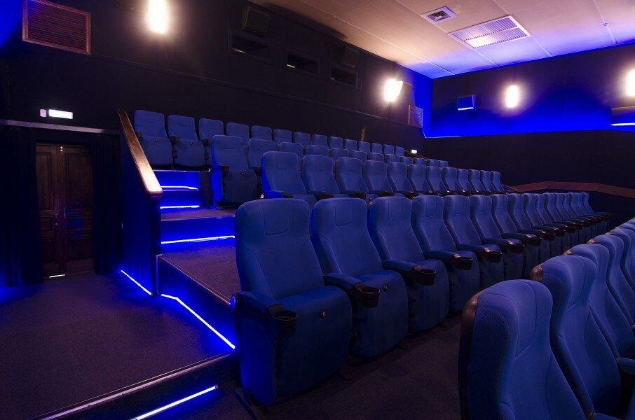 кинотеатр коцюбинского схема залов