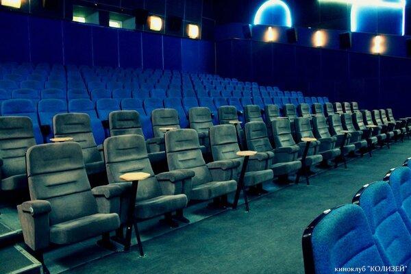 фотография кинотеатра Колизей ─