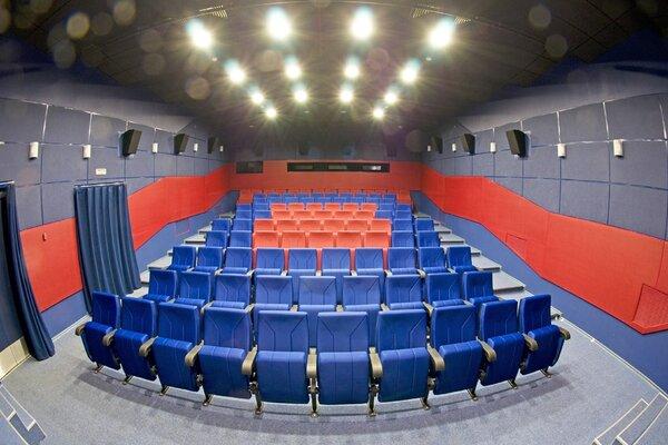 фотография кинотеатра Домжур (Центральный Дом журналистов) ─