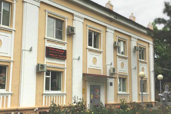 фотография кинотеатра КубаньКино ─ Фасад здания