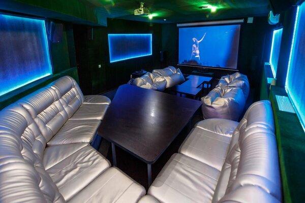 фотография киноклуба Lounge 3D cinema на Чистопольской ─ Большой зал