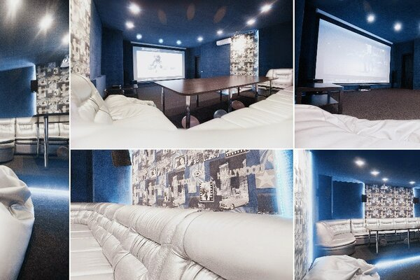 фотография киноклуба Lounge 3D cinema ─ Большой зал