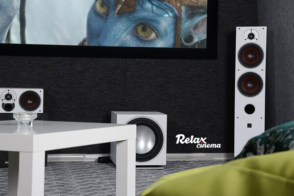 фотография киноклуба Relax Cinema ─ Аппаратура