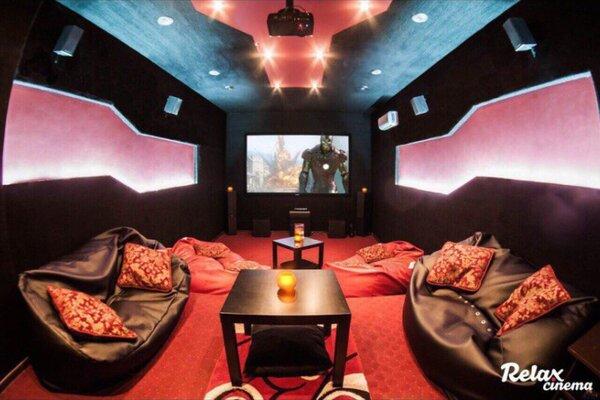 фотография киноклуба Relax Cinema ─ Кинозал