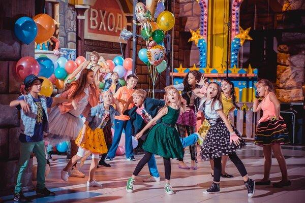 фотография кинотеатра Спутник ─ Детские праздники