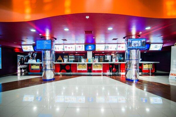 фотография кинотеатра Сатурн IMAX ─