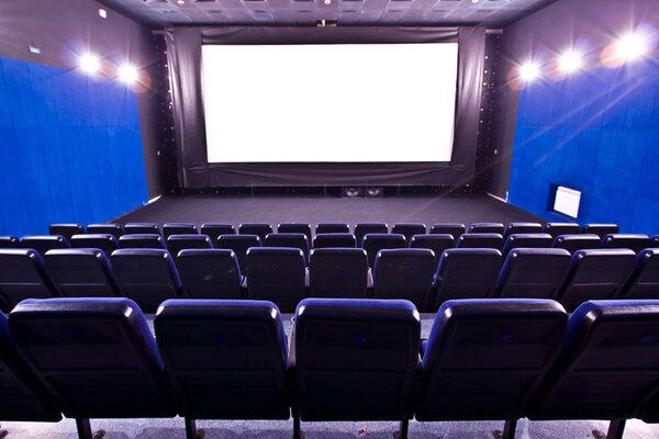 фотография кинотеатра Спутник ─ Синий зал