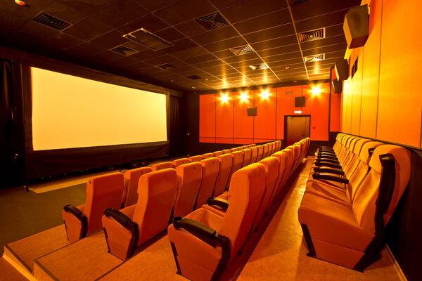 фотография кинотеатра Спутник ─ Оранжевый зал