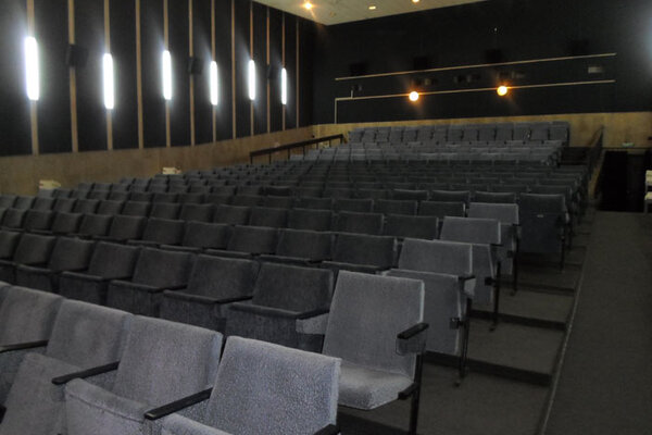 фотография кинотеатра Прогресс-киномир  (кинотеатр закрыт) ─ Свободные междурядья