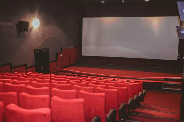 фотография кинотеатра Hayal Cinema ─ Просторные междурядья