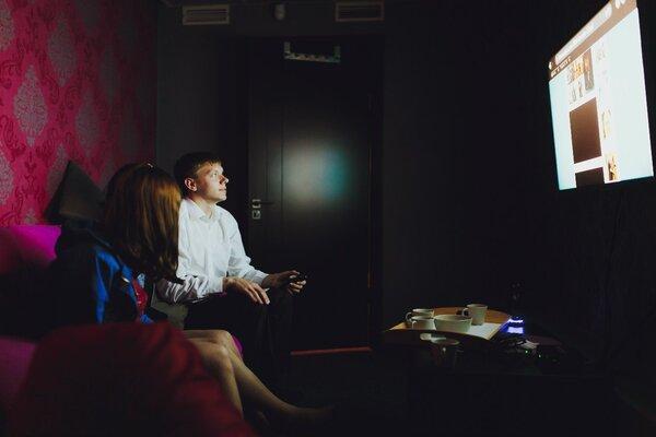 фотография киноклуба Антикинотеатр Black room ─ Кинопоказ
