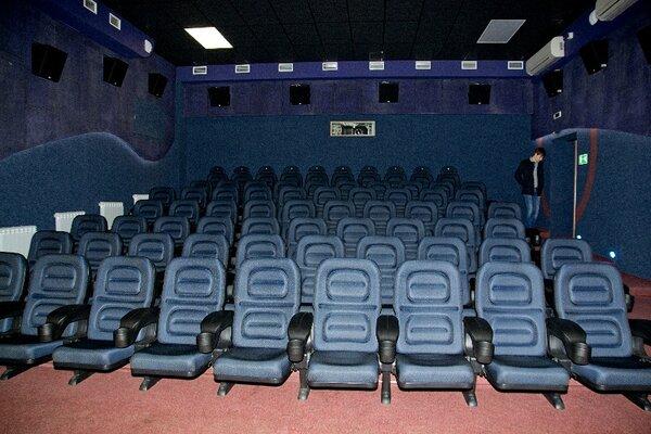 фотография кинотеатра Олимп ─ Удобные кресла