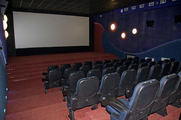 фотография кинотеатра Олимп ─ Широкоформатный экран