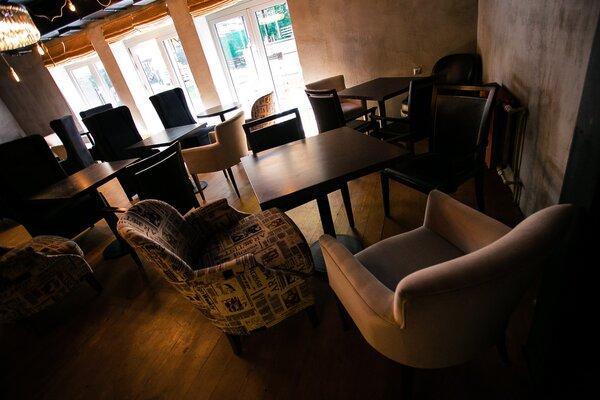 фотография киноклуба Театро-Бар «Лица» ─ Кафе