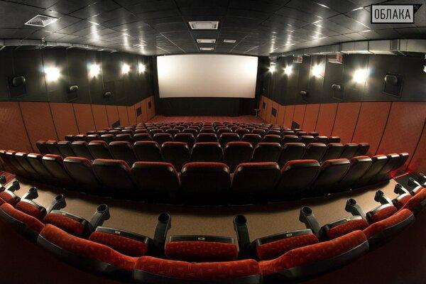 фотография кинотеатра Облака ─ Широкий экран