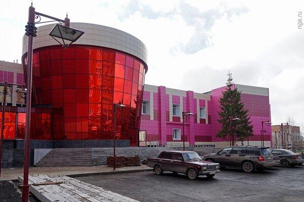 фотография кинотеатра ДК Рубин ─