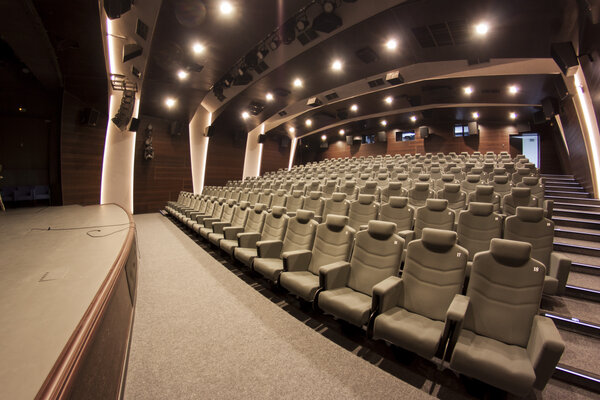фотография киноклуба Кино-конференц зал Ельцин Центра ─ Кинозал